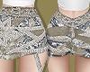 Crystal Starry Skirt