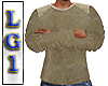 LG! Casual Sweater