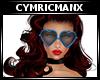 Cym Vintage Chruti D Red