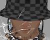 !Y! Checkered Bucket Hat