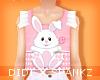 !D! Bunny Kid Pink Top