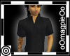 Cuban Shirt Charcoal