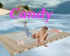 Beach Romance Raft