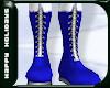 {MB} Elf Boots M/Blue