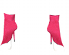 pinkWhiteboots