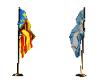 banderas arg y valencia