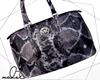 ♕ Snake Handbag