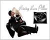 Kissing Love Pillow