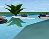 flotadores con pose