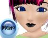 black lipstick 010 skin