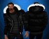black padded jacket\3