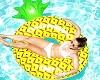 Pineapple Float !