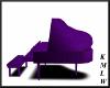 [KMLW]Purple Grand Piano