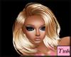 Tink's short blonde