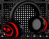 Red * Dj Headset
