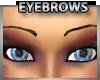 Sexy Thin Black Eyebrows