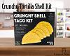 Crunchy TacoKit Box Only