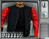 Hot* Red/BLK Jacket