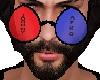 JohnnyAfro 3D Glasses