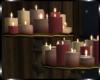 Boho Ambient Lt Candles