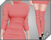 ~AK~ Fall Sweater: Rose