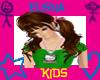 !Kids Octiva Gem Brown