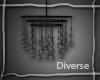 D* Nest, chandelier.