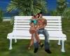 cuddle bench