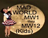 (Kids) Mad World Song
