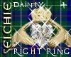 !!S Claddagh Dainty  Fem