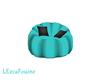 LPF Blue ball couch