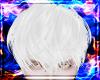 Satan Short White Hair