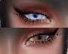 Two Tone Brown Blue Eye