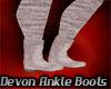 *RE Devon Ankle Boots