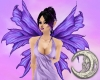 Purple Fantasy Wings