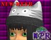 Derivable Cat Hat hair