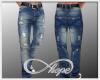 Jeans Denim & Blue