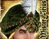 Sultan Turban Green