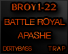 BROY Battle Royal Trap