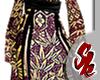 Kimono Bottom Purple