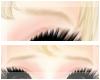 <3 Sad Blonde Eyesbrows