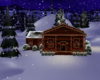 Winter Family Cabin