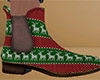 Christmas Ankle Boot 5 M