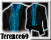69 Chic -Black Teal