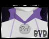 Pet Collar Purple ~BVD~