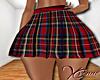 Y* Plaid Skirt Rll