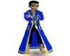 blue Pirate jacket