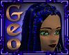 Geoo KIYOE black blue