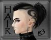 g3 Black Tribal Goth