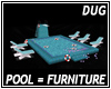 (D) Pool Furniture Pool